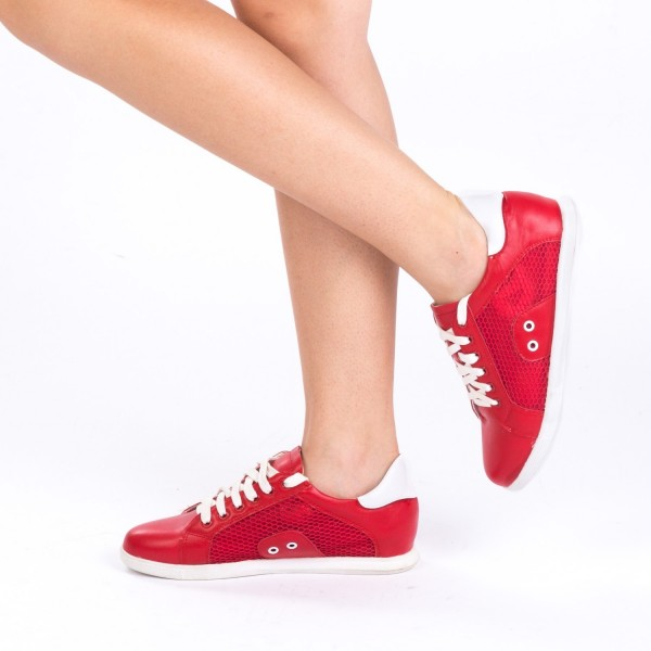 Pantofi Sport Dama 1682 Red Mei