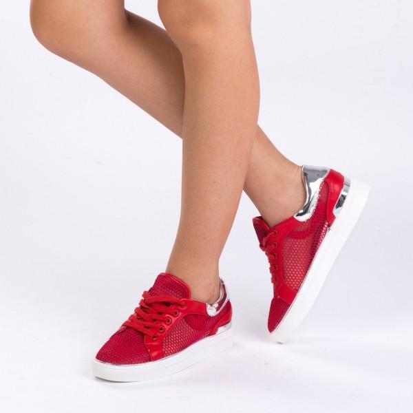 Pantofi Sport Dama ML78 Red Mei