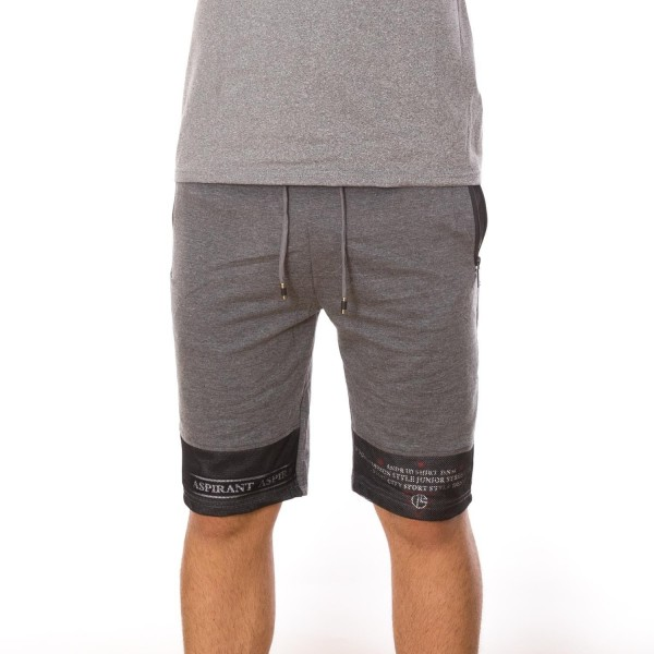 Pantaloni Scurti Barbati A8129 Dark Grey Andrid