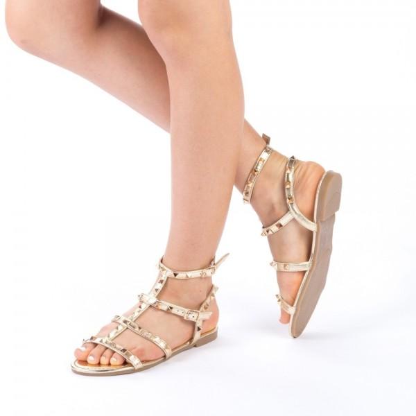 sandale-dama-k-111-gold-102-yiyi