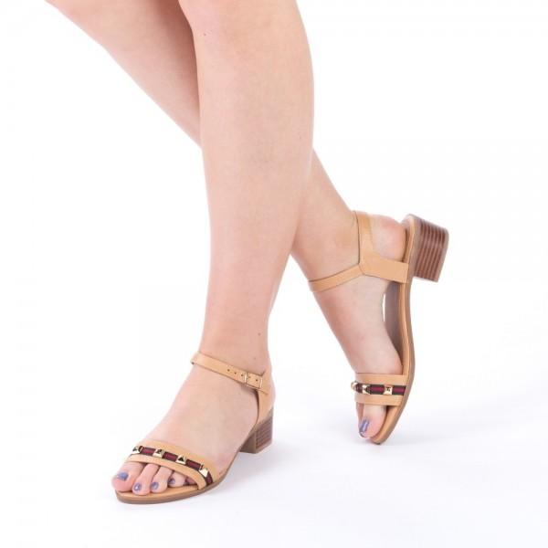 sandale-cu-toc-k-125-beige-102-yiyi