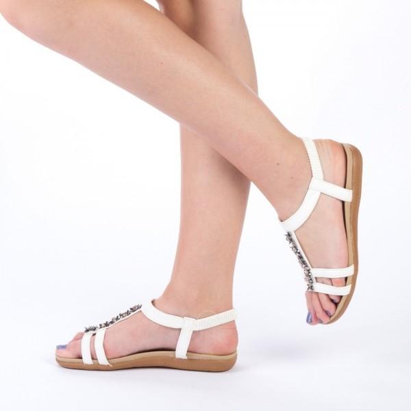 sandale-dama-m-9-white-099-yiyi
