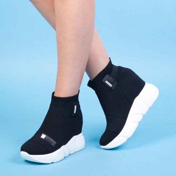 Pantofi Sport cu Platforma SZ159 Black Mei