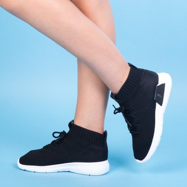 Pantofi Sport Dama HMM11 Black Mei