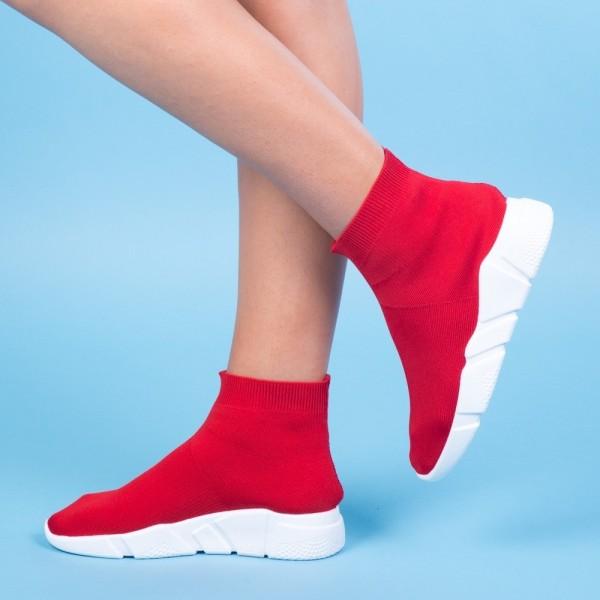 Pantofi Sport Dama G02 Red Mei