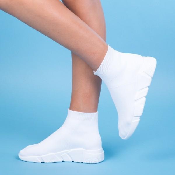 Pantofi Sport Dama G02 White Mei