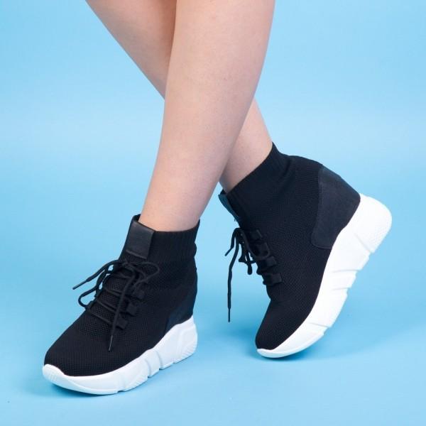 Pantofi Sport cu Platforma SZ160 Black Mei