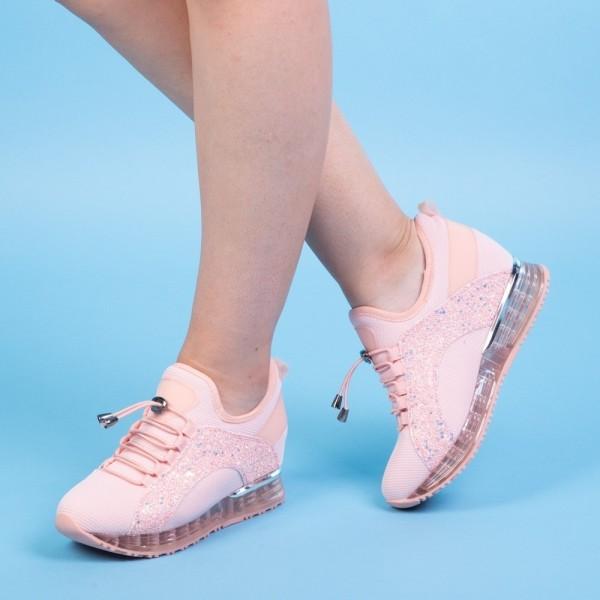 Pantofi Sport Dama SZ138 Pink Mei