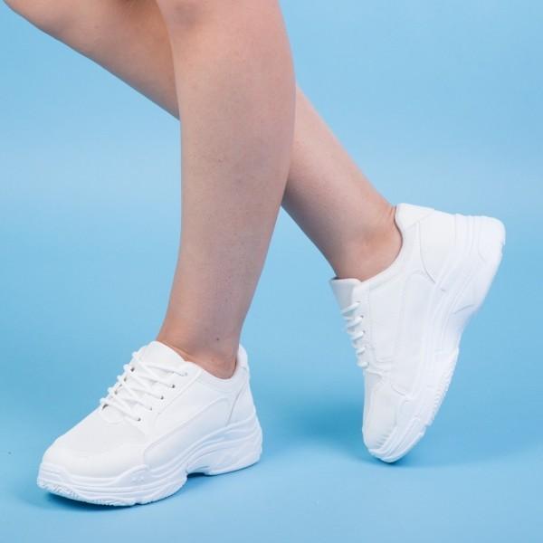 Pantofi Sport Dama KH20 White Mei