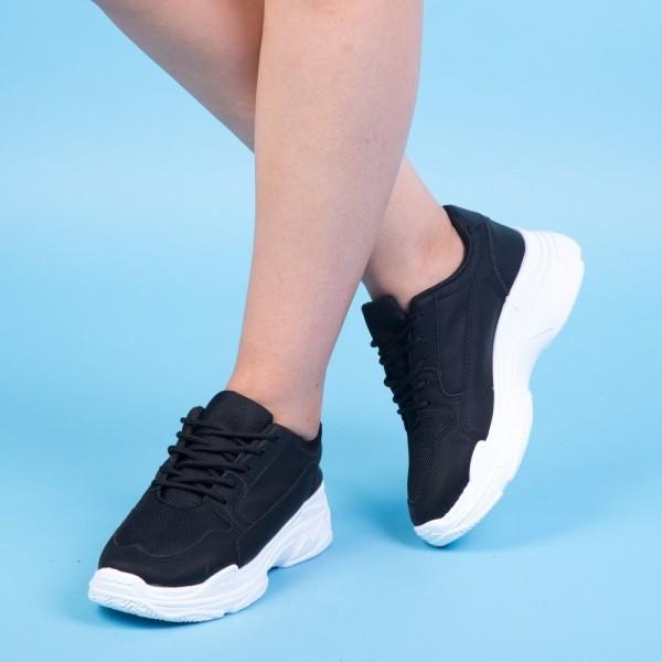 Pantofi Sport Dama KH20 Black Mei