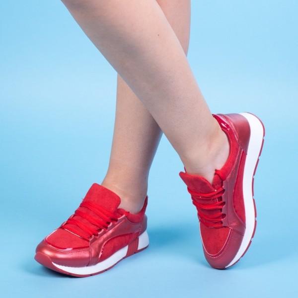 Pantofi Sport Dama KH18 Red Mei