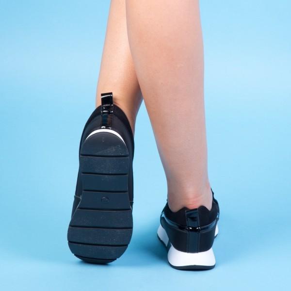 Pantofi Sport Dama KH17A Black Mei