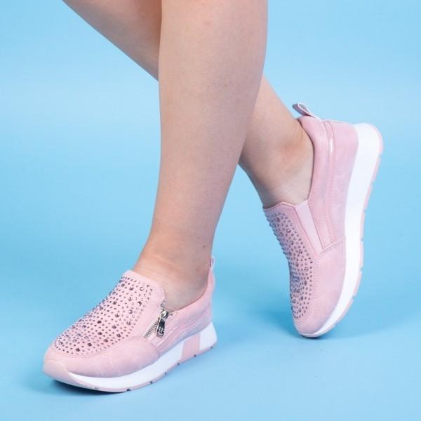 Pantofi Sport Dama KH17 Pink Mei