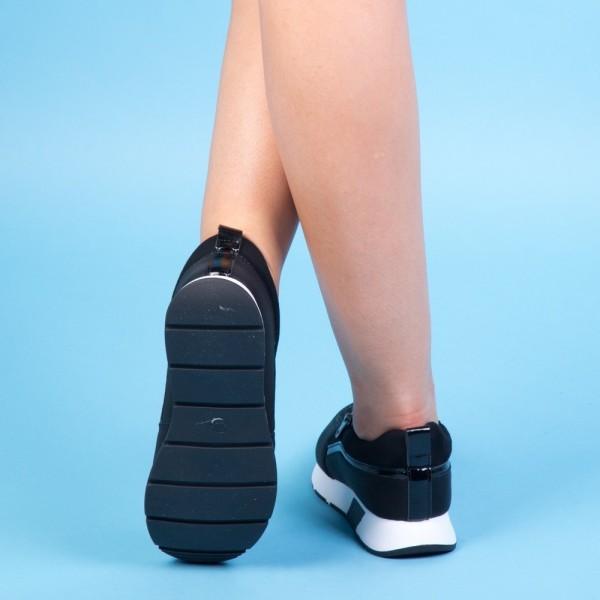 Pantofi Sport Dama KH17 Black Mei
