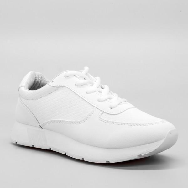 Pantofi Sport Dama KH16 White Mei