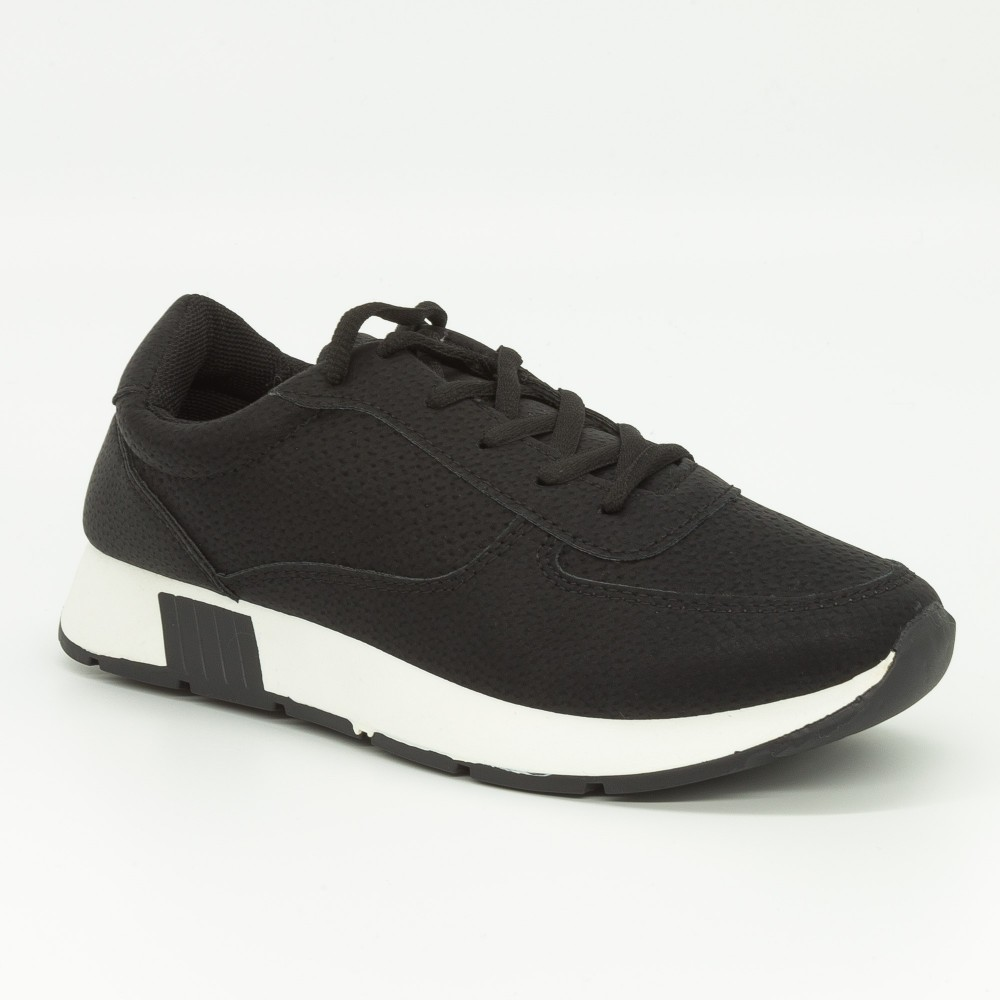 Pantofi Sport Dama KH16 Black Mei