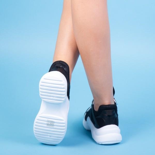 Pantofi Sport Dama GB13 Black Mei