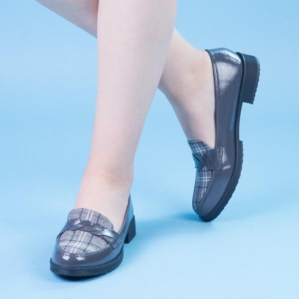 Pantofi Casual Dama YT17 Guncolor Mei