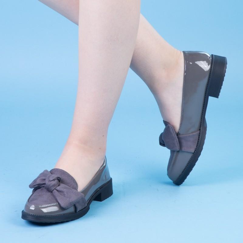 Pantofi Casual Dama YT16 Guncolor Mei