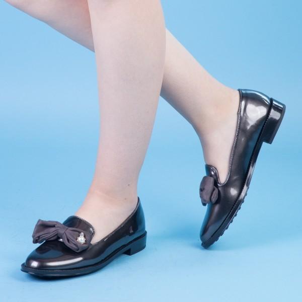 Pantofi Casual Dama XD100 Grey Mei