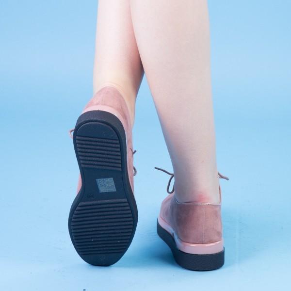 Pantofi Casual Dama GY3A Pink Mei