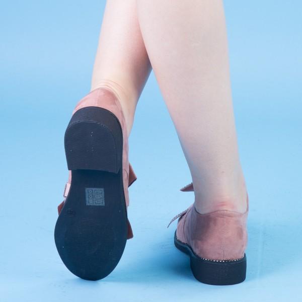 Pantofi Casual Dama FD20 Pink Mei