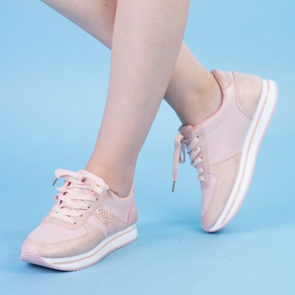 Pantofi Sport Dama GB16 Pink Mei