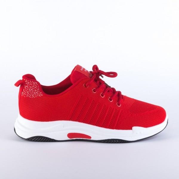 Pantofi Sport Barbati 209 Big Red Fashion Shoes