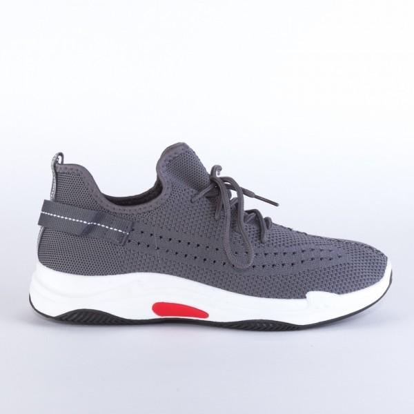 Pantofi Sport Barbati YD8281 Dark Grey Se7En