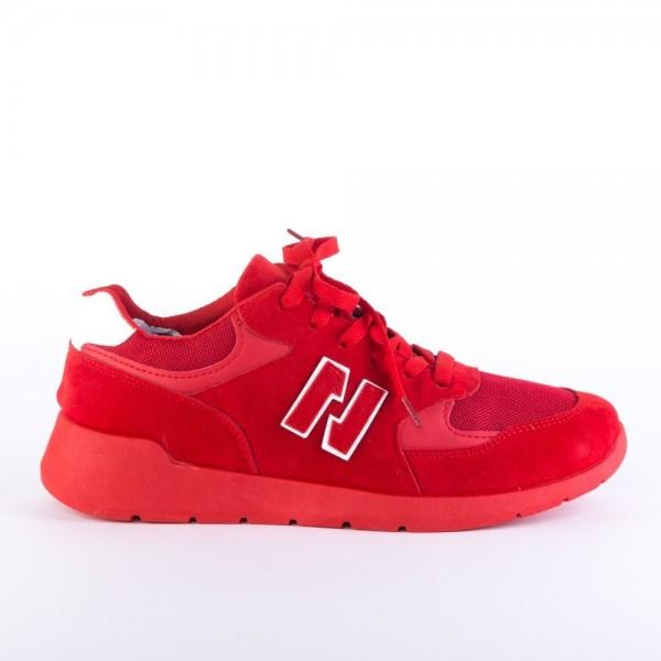Pantofi Sport Barbati P1 Red Se7En