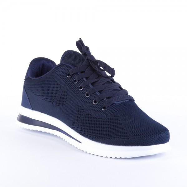 Pantofi Sport Barbati LB1871 Navy Fashion Shoes