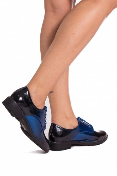 Pantofi Casual Dama GY2 Blue Mei