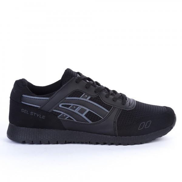Pantofi Sport Barbati S900 Black Tunga Shoes