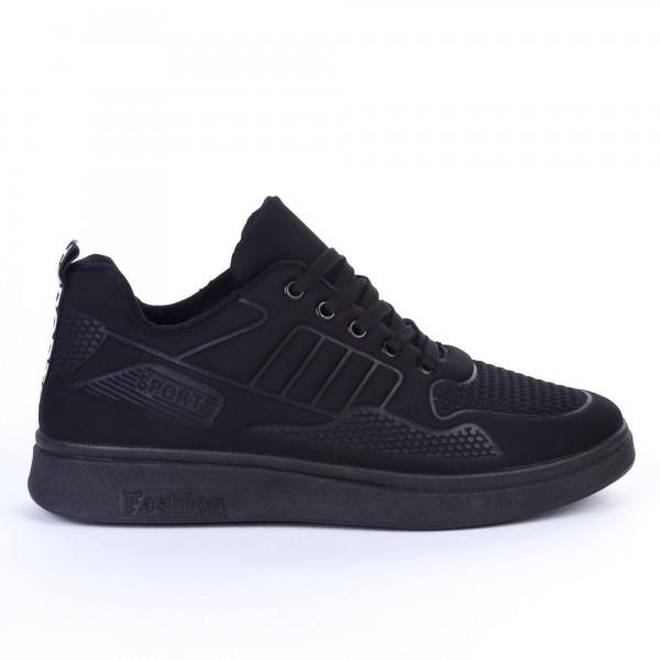 Pantofi Sport Barbati JL911 Black Jessica Lyu