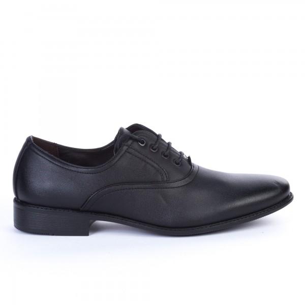 Pantofi Barbati 512 Black Renda