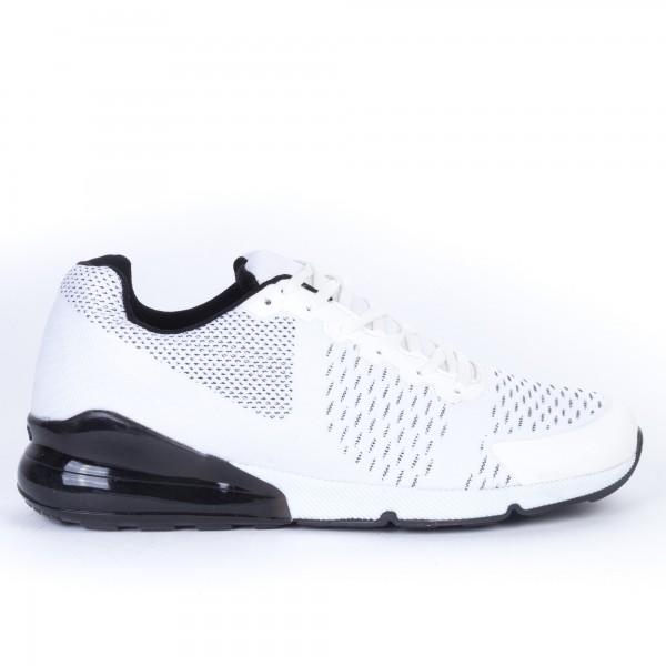 Pantofi Sport Barbati 270 White Calsido