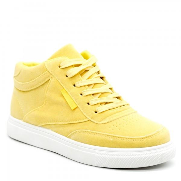 Pantofi Sport Dama ZA1 Yellow Se7en