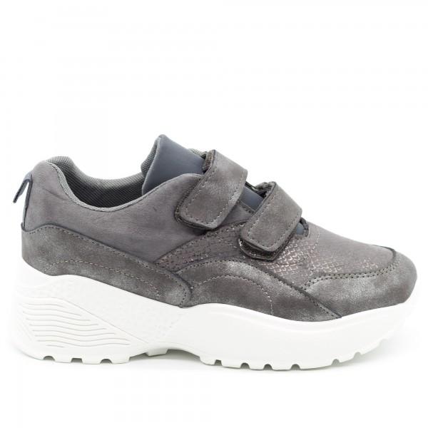 Pantofi Sport cu Platforma X336 Guncolor Se7en