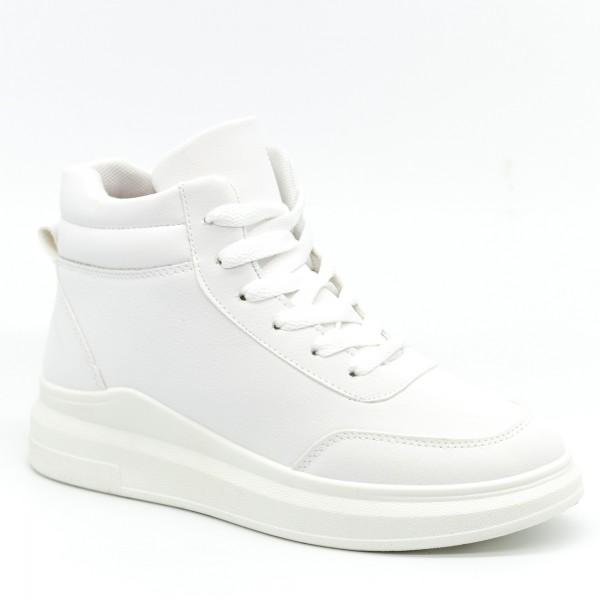Pantofi Sport Dama QSN6 White Se7en