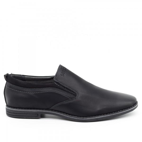 Pantofi Casual Barbati L8080 Black Cabin