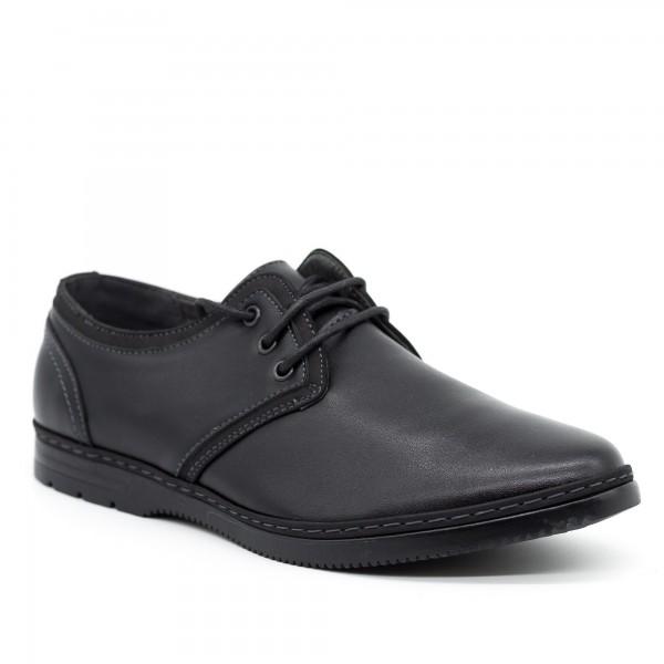 Pantofi Casual Barbati L71769 Black Cabin