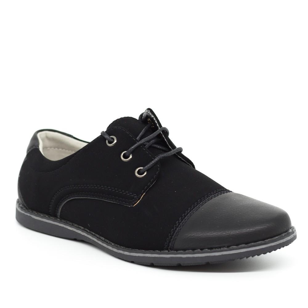 Pantofi Casual Dama B1861-3 Black Heroway