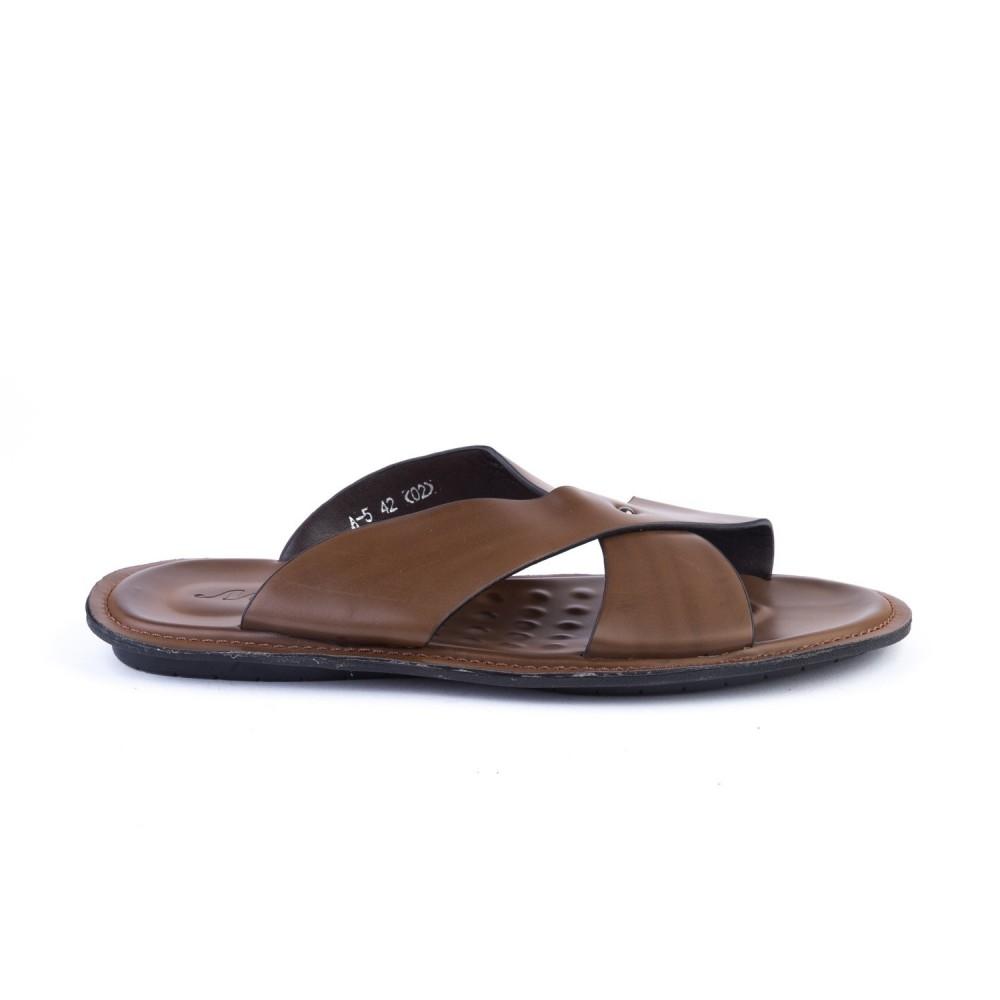 papuci-barbati-a-5-02-brown