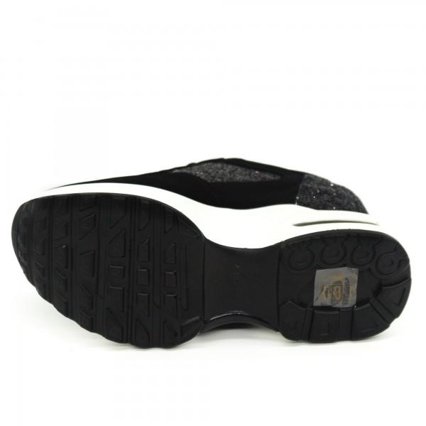 Pantofi Sport cu Platforma SJN191 Black Mei