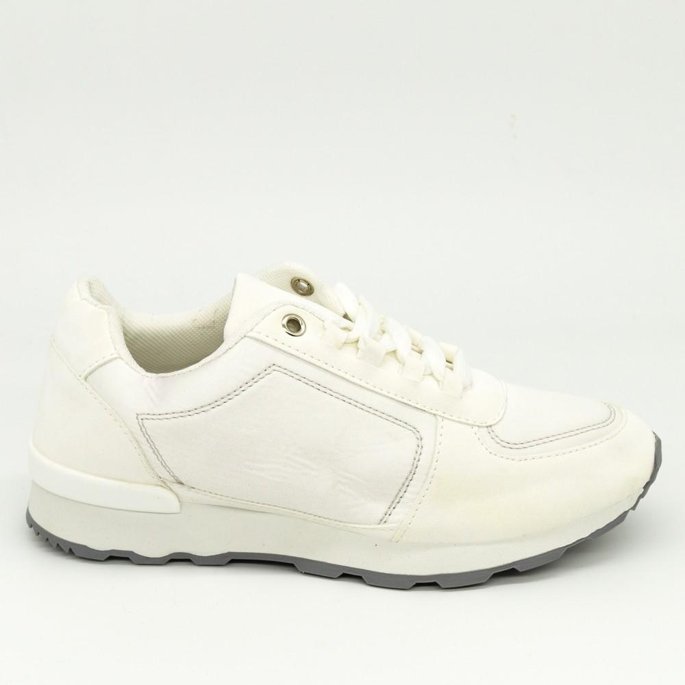 Pantofi Sport Dama AN52 White Mei