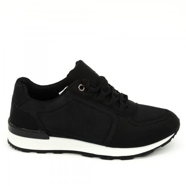Pantofi Sport Dama AN52 Black Mei