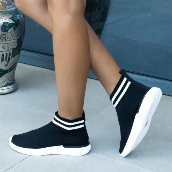 Pantofi Sport Dama YQ36 Black Mei