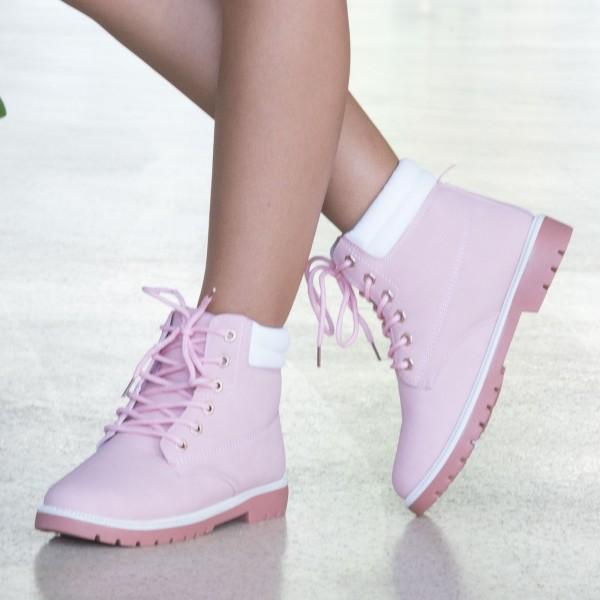 Ghete Dama XY16 Pink Mei