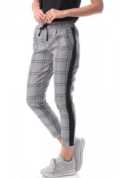 Pantaloni Dama CARO 6956 Albastru Adrom