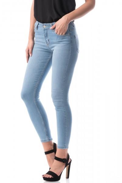 Jeans Dama 7013 Albastru Adrom